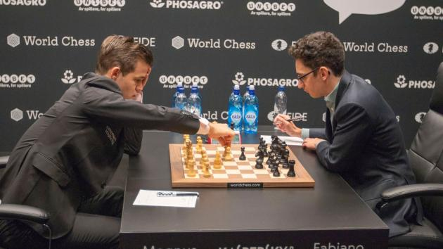 World Chess Championship Game 7: Another Queen's Gambit, Another Draw