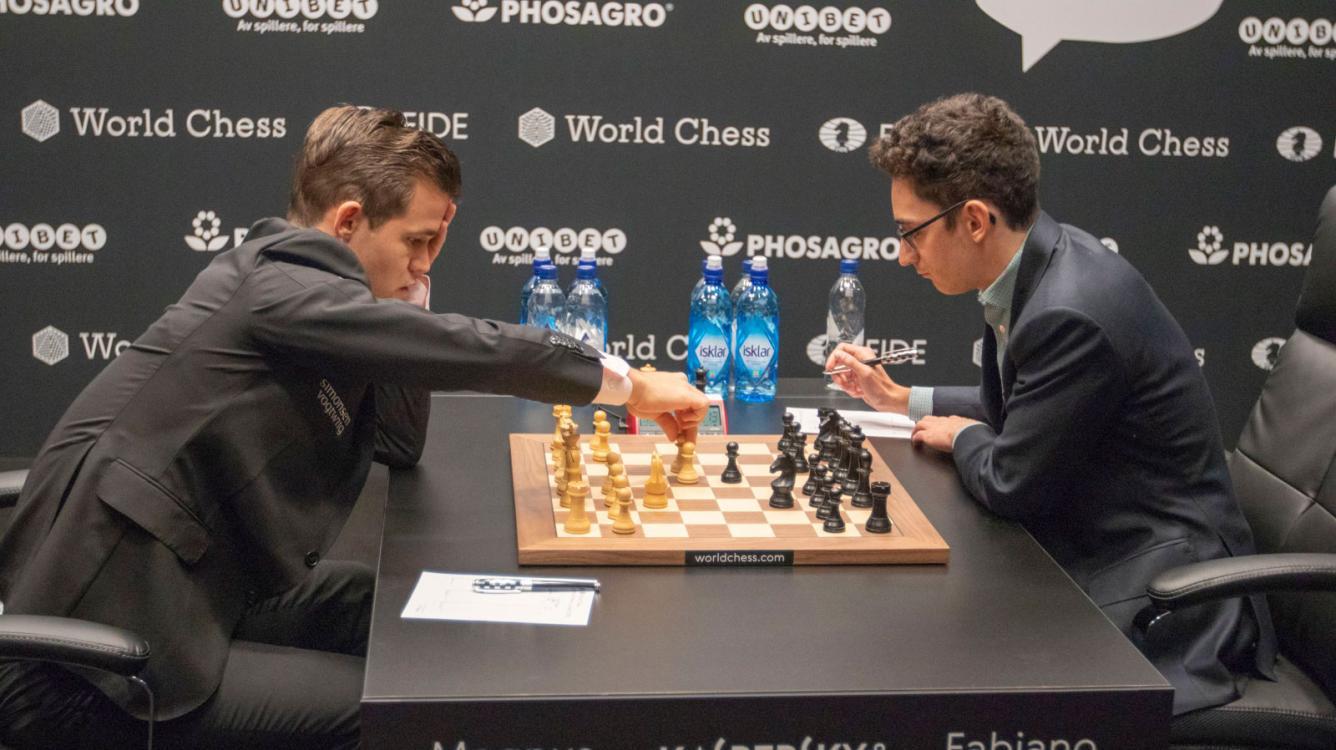 Dünya Satranç Şampiyonası 7. Oyun: Yine Bir Vezir Gambiti, Yine Bir Berabere