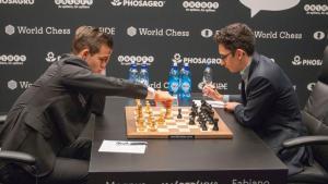 Championnat du monde, partie 7 : Nouveau gambit dame, nouvelle nulle