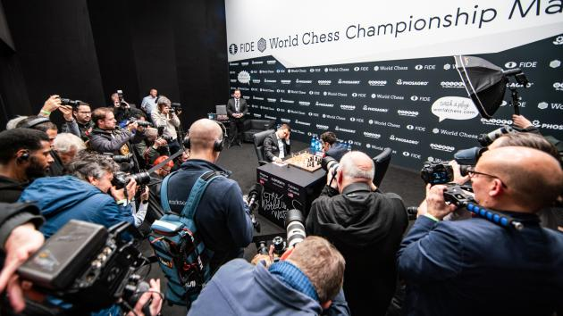 World Chess Championship Game 9: Another Draw Sets Record