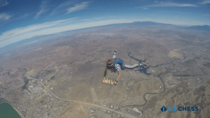 On The Ground And In The Air: Fabiano The Dog Walker, Skydiving Chess
