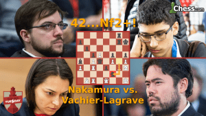 Vachier-Lagrave Wins Star-Studded December Titled Tuesday