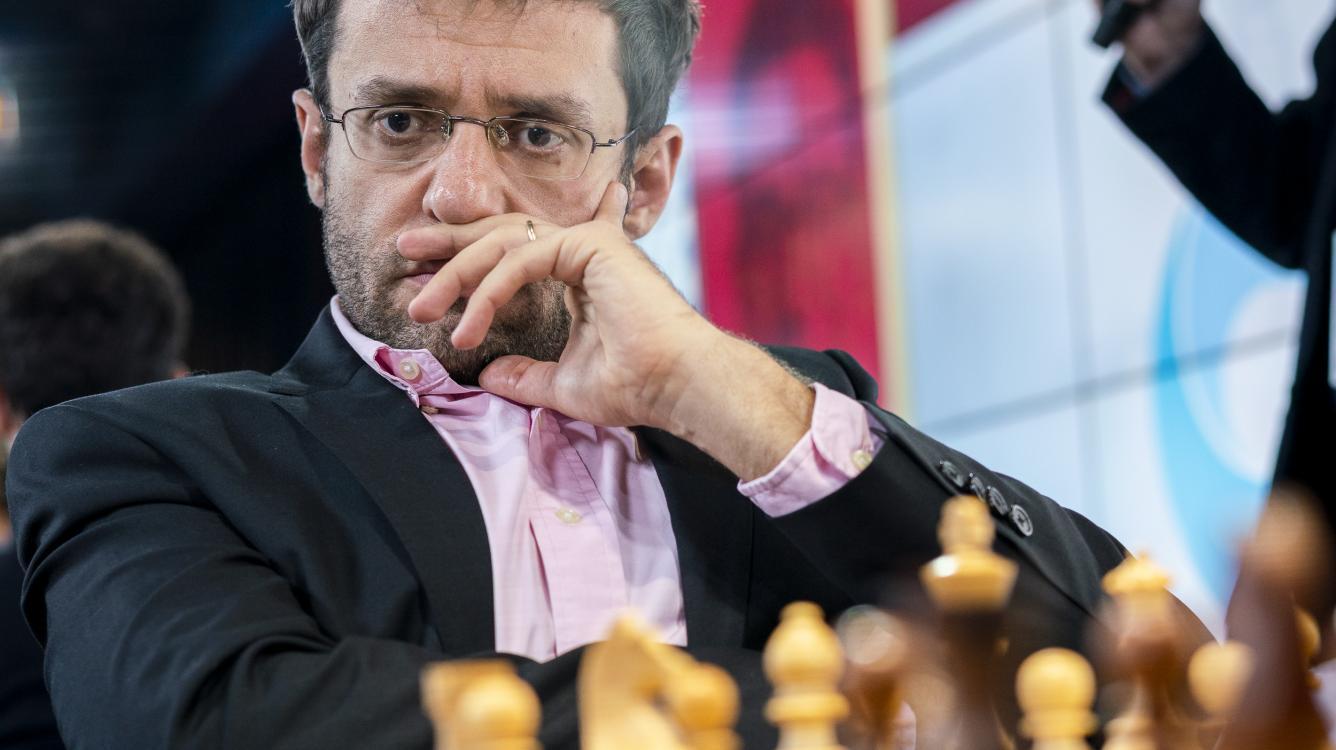Grand Chess Tour: Аронян вновь упускает победу