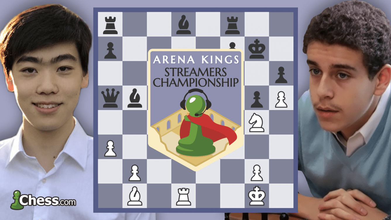 Naroditsky Wins Arena Kings Final, Tang Wins Season Two