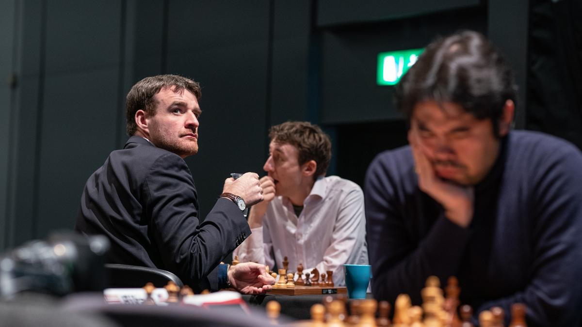 London Chess Classic: Jones Scores With Bishop Sac