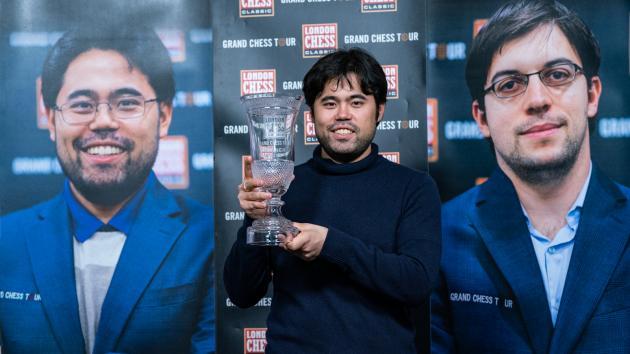 Nakamura Wins 2018 Grand Chess Tour
