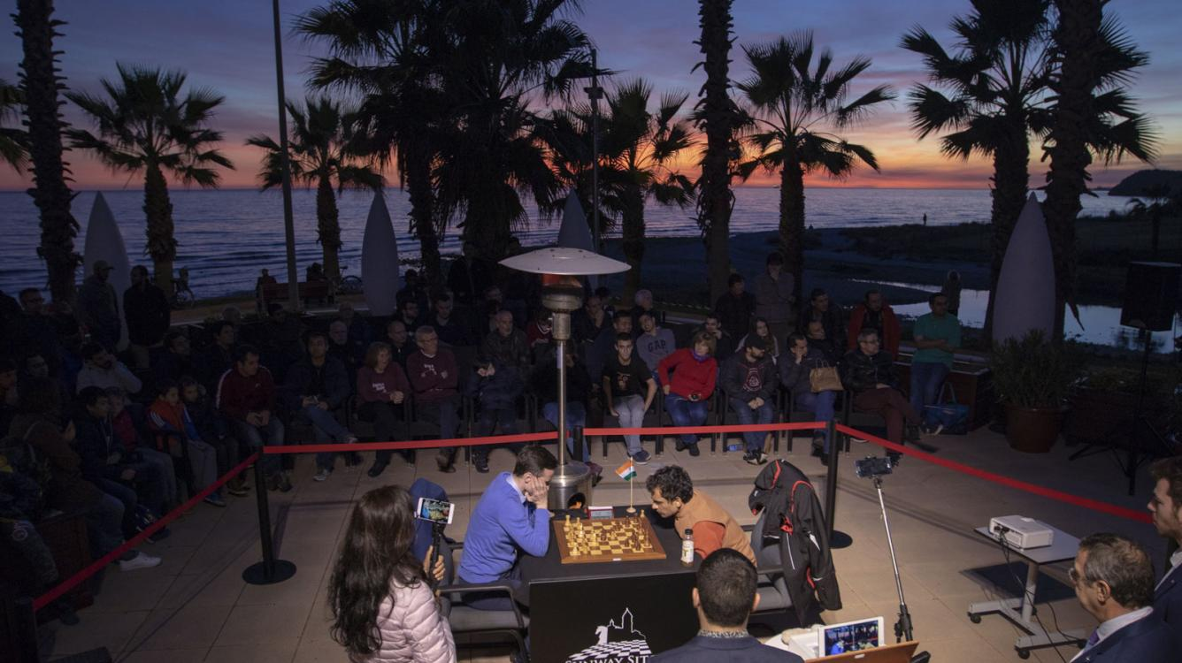 Sunway Sitges Chess Festival: Alonso Surprise Winner Ahead Of Inarkiev, Sasikiran