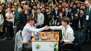 Artemiev, Carlsen Lead World Blitz Chess Championship