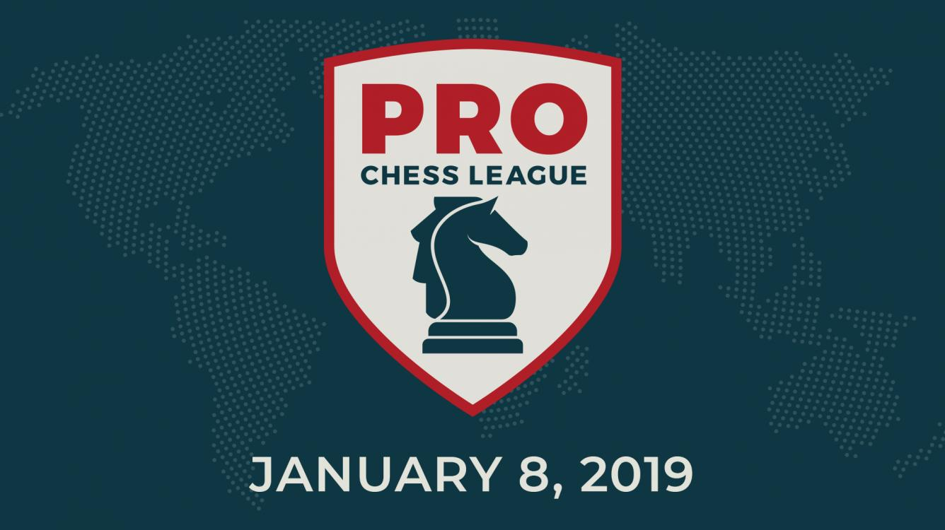 Stronger Than Ever PRO Chess League Takes Off Tuesday