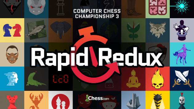 Computer Chess Championship: 'Big 4' Engines Make Rapid Finals