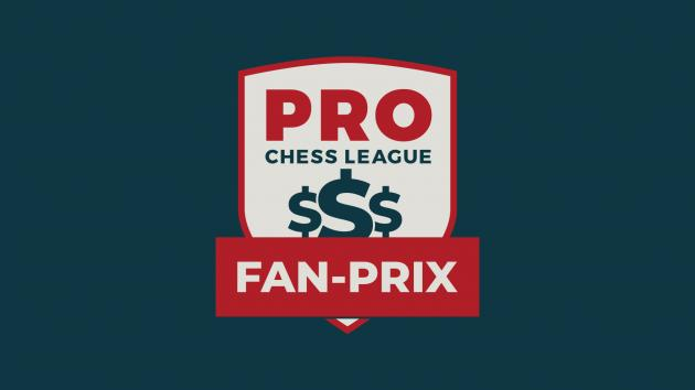 Join The Weekly PRO Chess League Fan-Prix