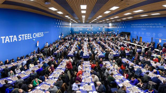 Carlsen, Mamedyarov, Ding Top Seeds At 81st Tata Steel Chess Tournament