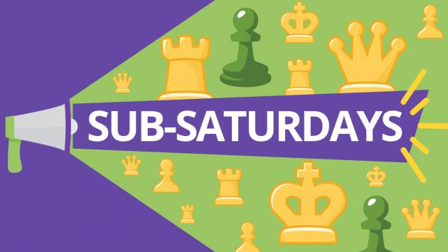 Introducing Sub-Saturdays Chess On Twitch