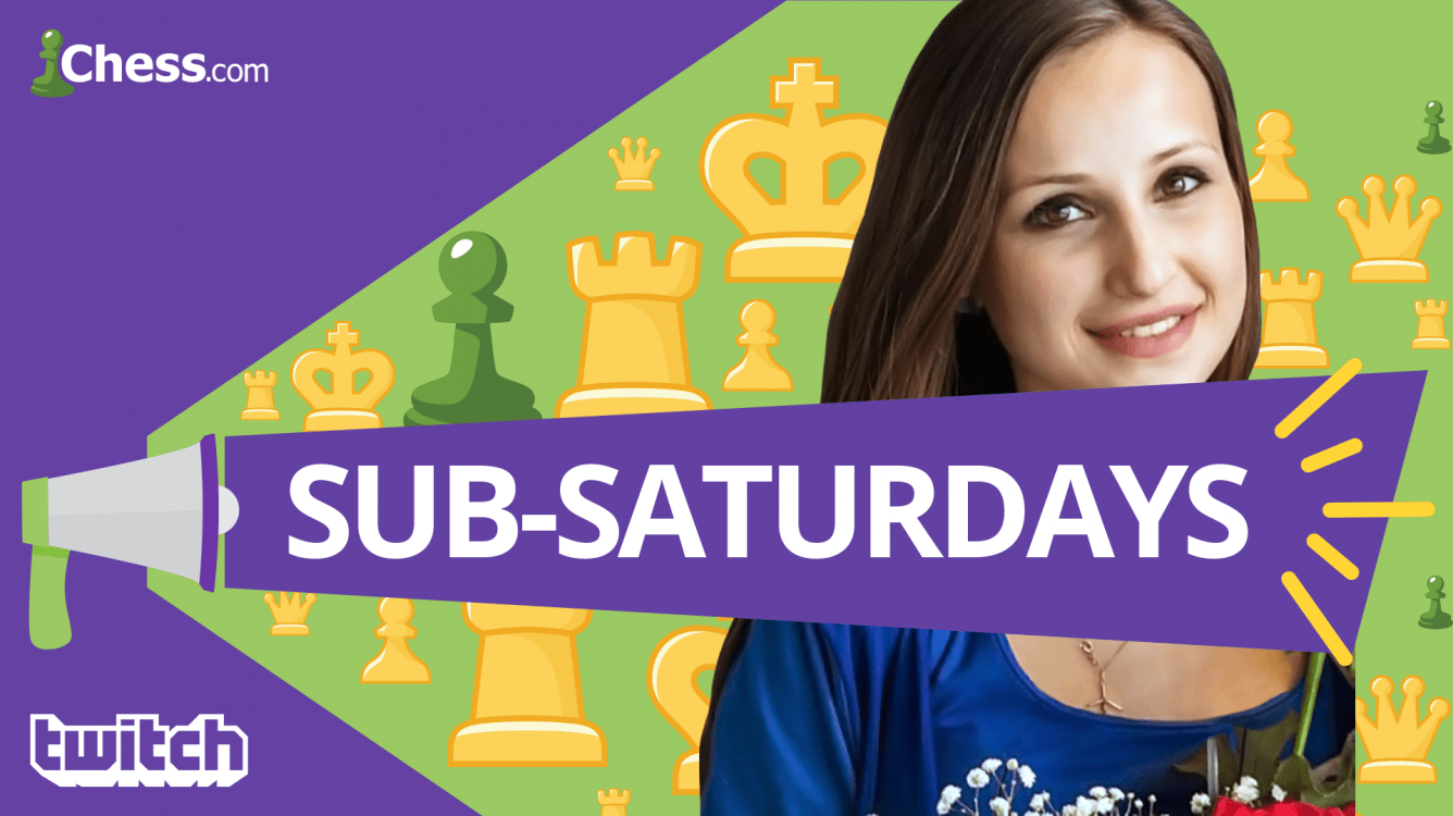 IM Sopiko Guramishvili To Host Sub-Saturday This Week