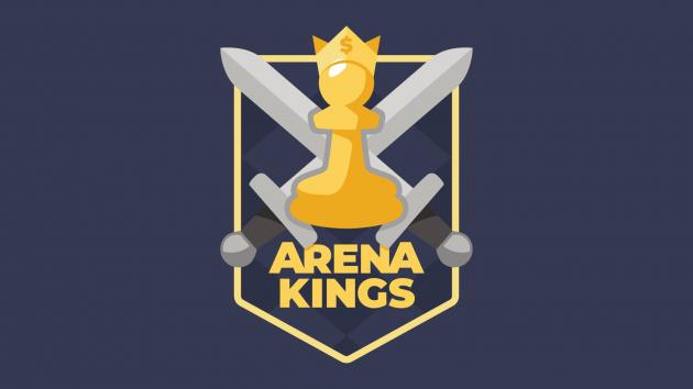 Xadrez de Arena Kings Regressa Para Época 3