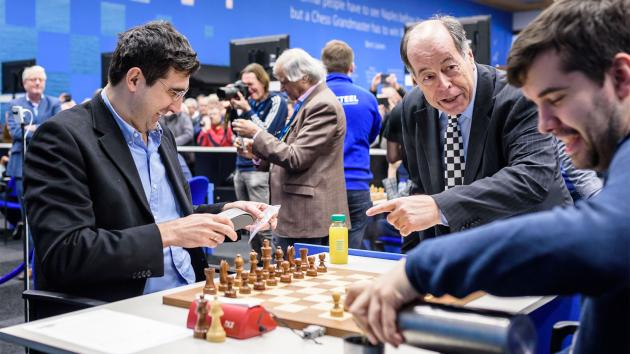 Tata Steel Chess R3: Nepomniachtchi Wins Again, Grabs Lead