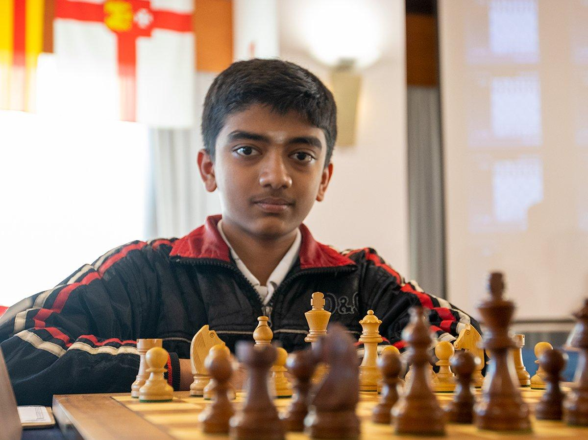 Gukesh Becomes 2Nd Youngest Chess Grandmaster In History - Chess.com