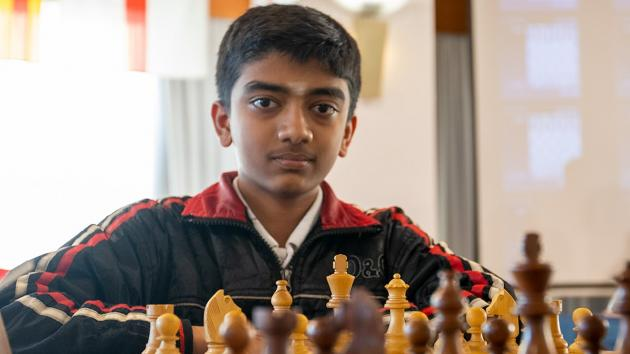 Gukesh Becomes 2nd Youngest GM In History