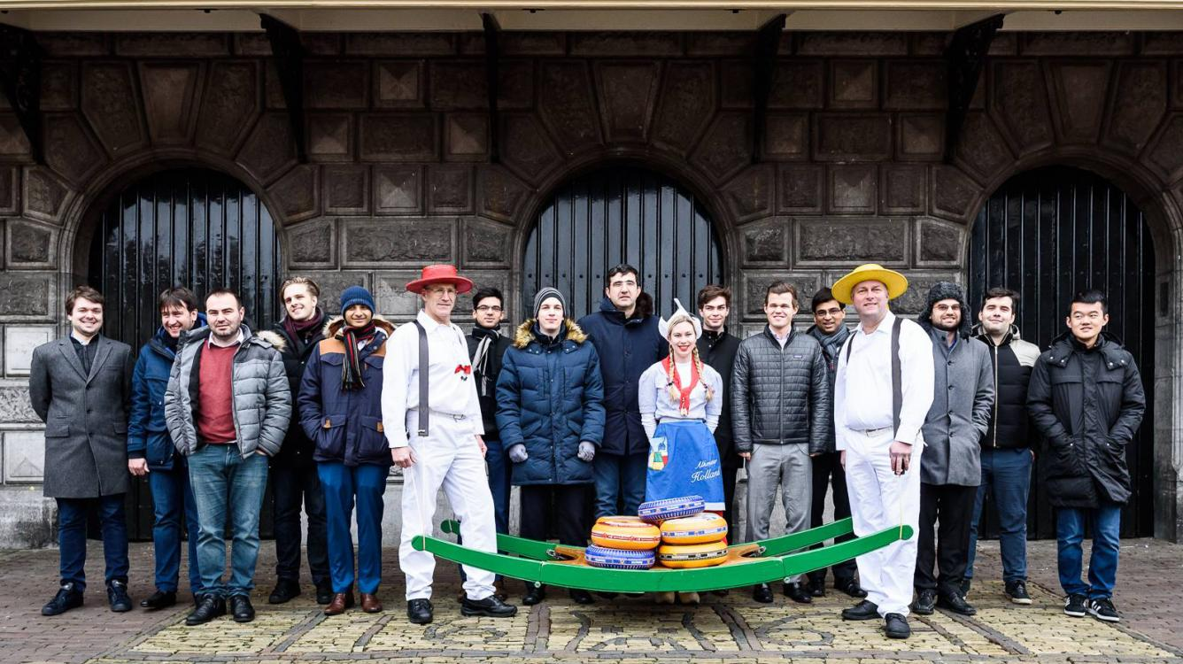 Ding Liren Catches Nepomniachtchi As Tata Steel Chess Visits Alkmaar