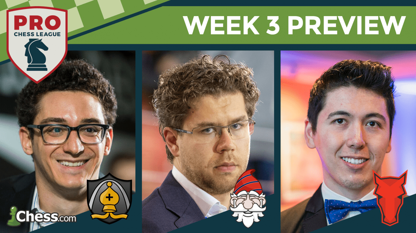 Chessbrahs, Arch Bishops Clash In PRO Chess Monday-Tuesday