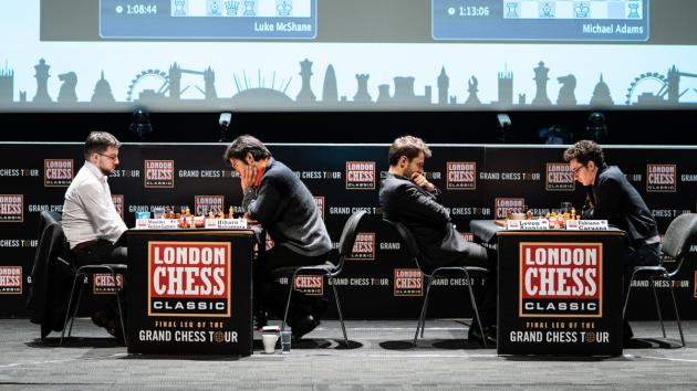 Grand Chess Tour's Triple Play: Expanded Field, Events, Continents