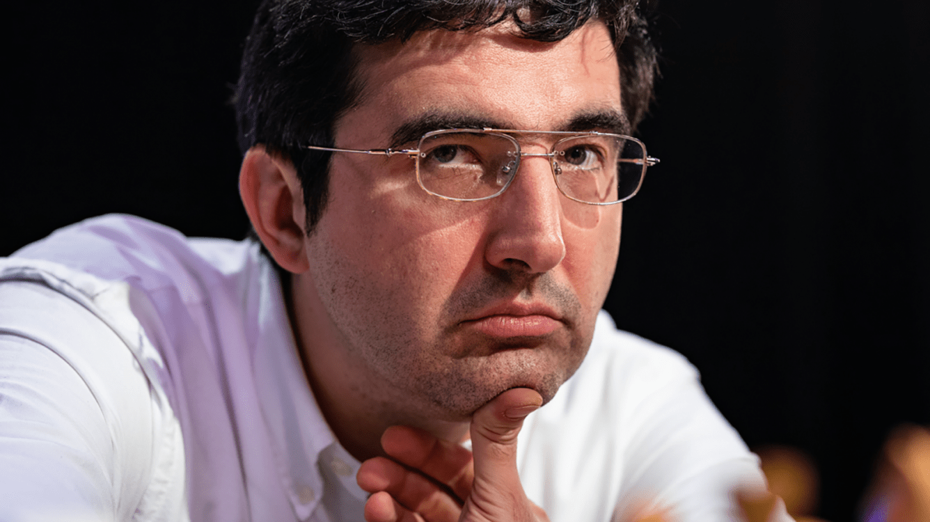 El 14º campeón mundial Kramnik se retira del ajedrez clásico