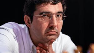 14 mistrz Świata Władimir Kramnik przechodzi na szachową emeryturę