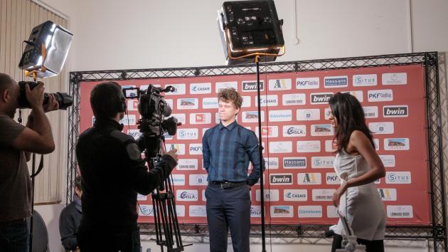 Artemiev Retakes Lead Heading To Final Round Of Gibraltar Chess Festival