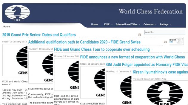 Grand Swiss, Grand Prix, Women's Candidates: Recapping Recent FIDE News