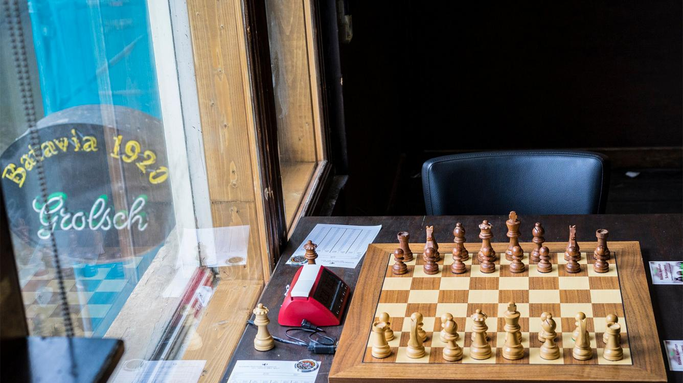 Batavia Amsterdam Chess Tournament Fights Against Draws With Blitz Before Classical