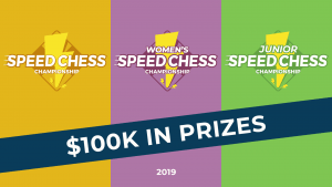 $100,000 Speed Chess Championship Expands With Women's, Junior Events