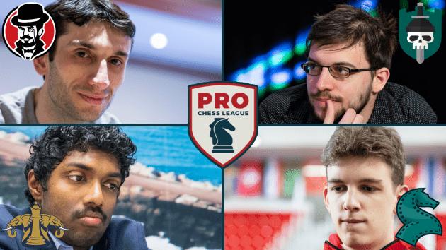 PRO Chess Teams Score Big In Week Five