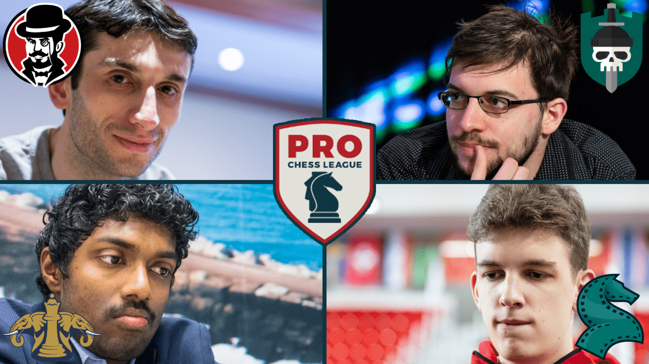 PRO Chess Teams Score Big In Week Five