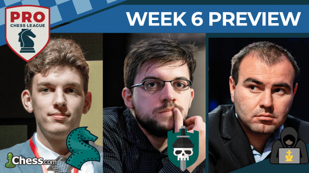 New York Marshalls vs Webster Windmills Top Clash In PRO Chess League Week 6