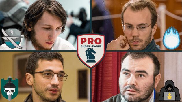 PRO Chess League Sees Upsets, Comebacks, Heartbreak In Week 6