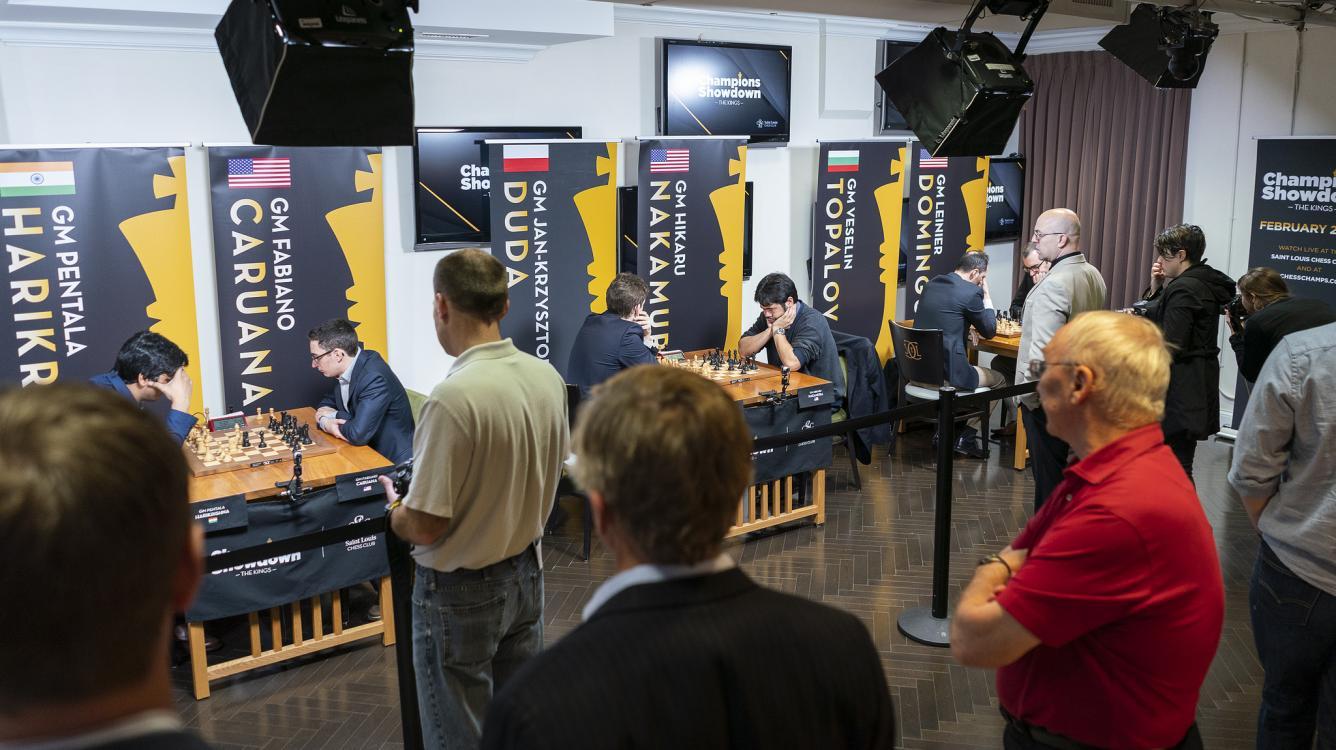 Blunders, Fumbles Haunt Champions Showdown