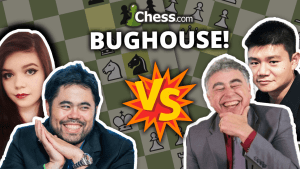 Nakamura, Seirawan To Play Bughouse Match Saturday