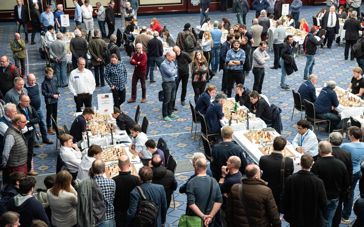 Stars Gather In Berlin For Bundesliga Chess