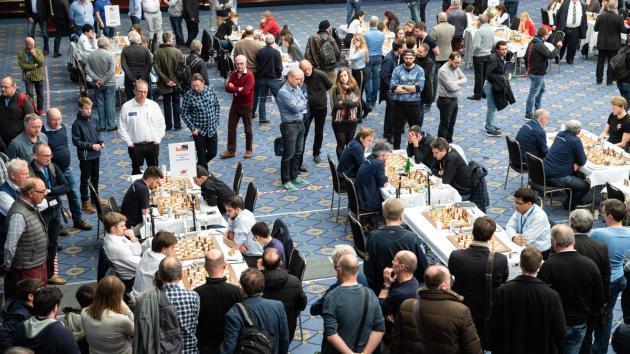 Бундеслига: звезды шахмат собрались в Берлине