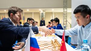 World Team Chess Championship: Russia Beats China; Lei Tingjie 'Sacs' Queen