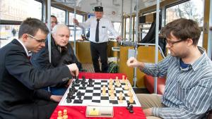 Duda Leads At Brand New Chess Festival In Prague