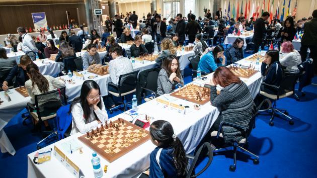 Russia, China Win World Team Chess Championships
