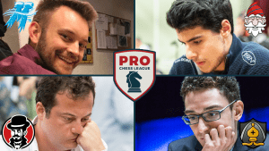 Arch Bishops, Blizzard, Gentlemen, Gnomes Win PRO Chess Divisions
