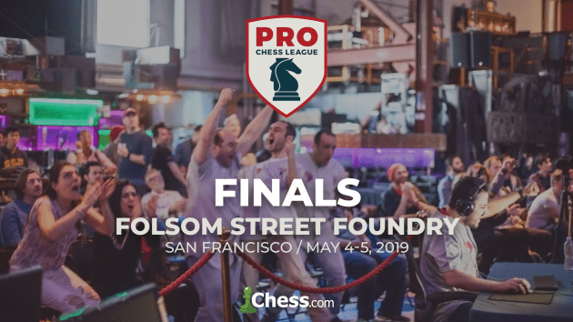 PRO Chess League To Play Live Esports Final On Twitch