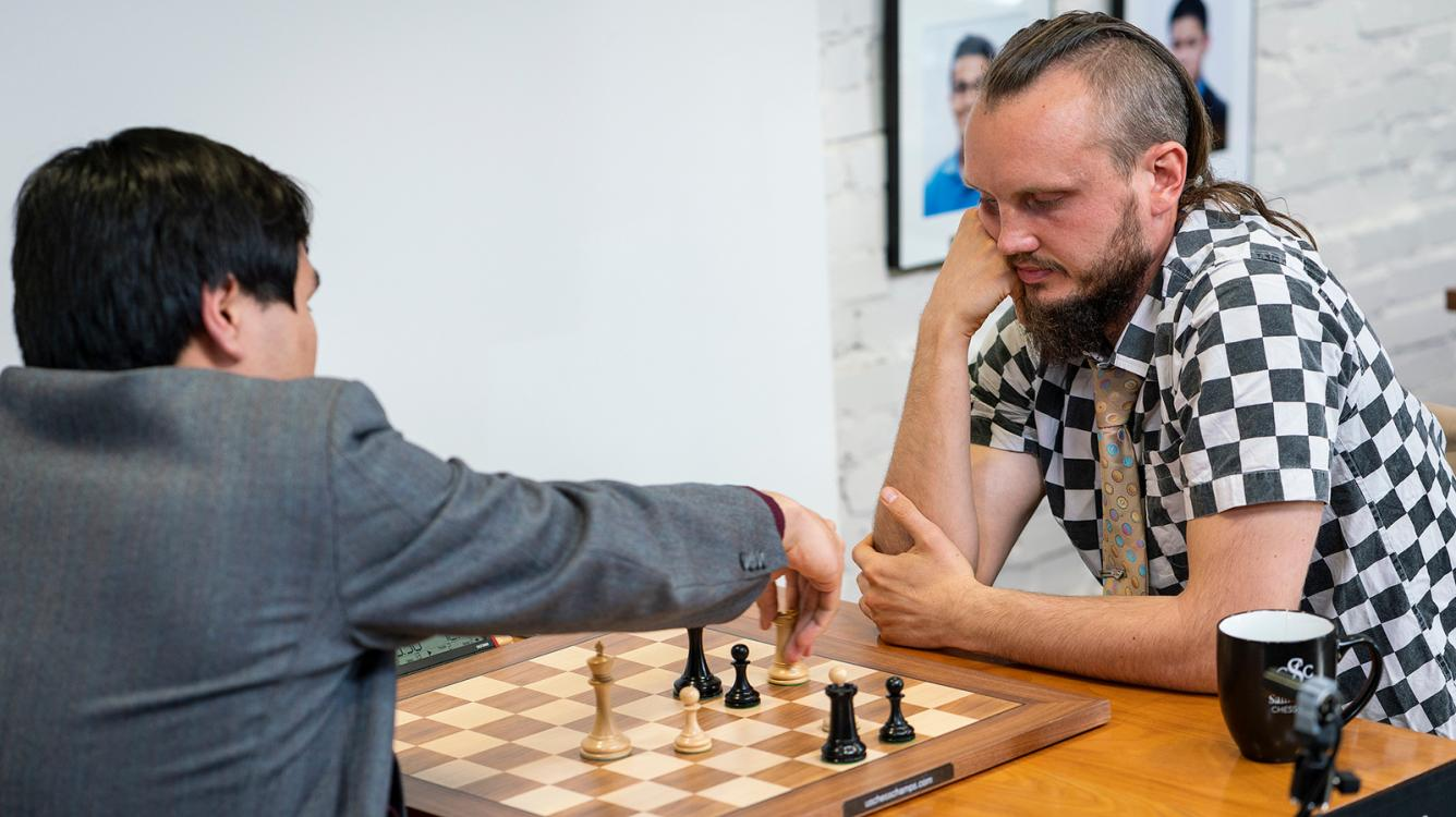 U.S. Chess Championship: Sevian, So Join Xiong In Lead