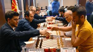 4-Way Tie At European Individual Chess Championship