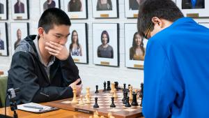 4 Is The Number At U.S. Chess Championship