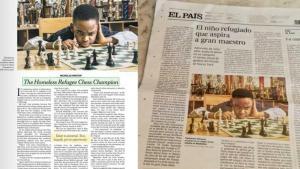 8-letni imigrant wygrywa mistrzostwa stanu Nowy Jork