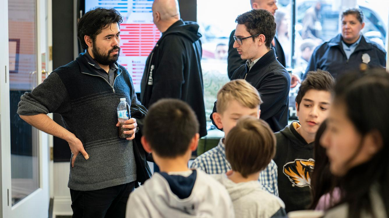 U.S. Chess Championship: Sevian Surges To The Top