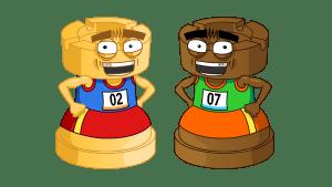 Llegan en junio los primeros Juegos de ChessKid